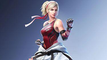 Premier Lidia Sobieska już walczy, a Tekken 7 kupiło 7 mln osób - Lidia Sobieska w grze Tekken 7