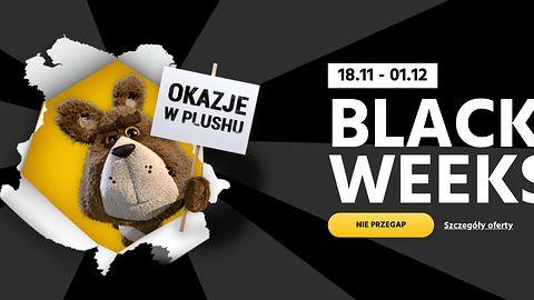Black Weeks w Plusie i Plushu, czyli czarny piątek trwa aż dwa tygodnie!