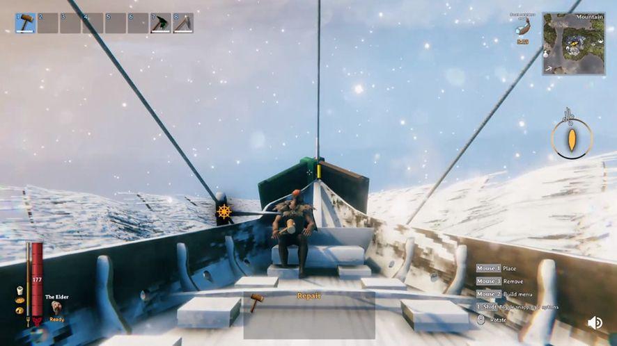 Teraz gracze Valheim wystrzeliwują Longshipy na orbitę