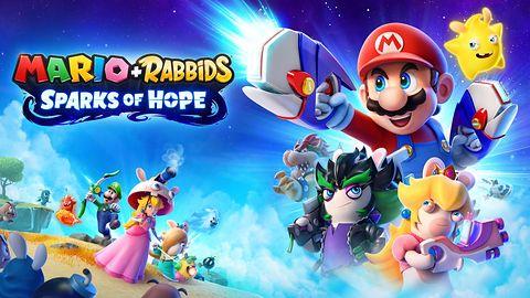 Ubisoft przecieka, a Mario i króliki kontratakują. Mario + Rabbids Sparks of Hope w 2022