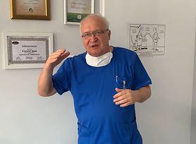 """Koronawirus w Polsce. Prof. Simon: """"Jedyne, co możemy zrobić, to tylko apelować o rozwagę Polaków"""""""