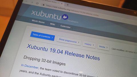 Xubuntu 19.04 po raz pierwszy bez wsparcia systemów 32-bitowych