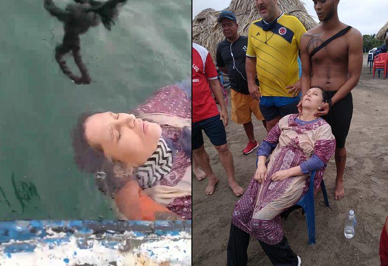 Zaginęła dwa lata temu. Znaleziono ją dryfującą na morzu. Nic nie pamiętała