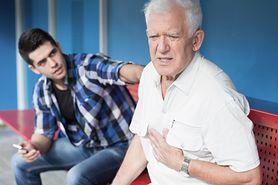 Choroba wieńcowa - objawy, przyczyny, czynniki ryzyka