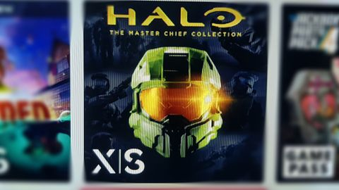 Halo: The Master Chief Collection z 4K120 na Xbox Series X
