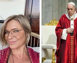 Paulina Młynarska o papieżu: bezcześci sam siebie! W sieci zawrzało