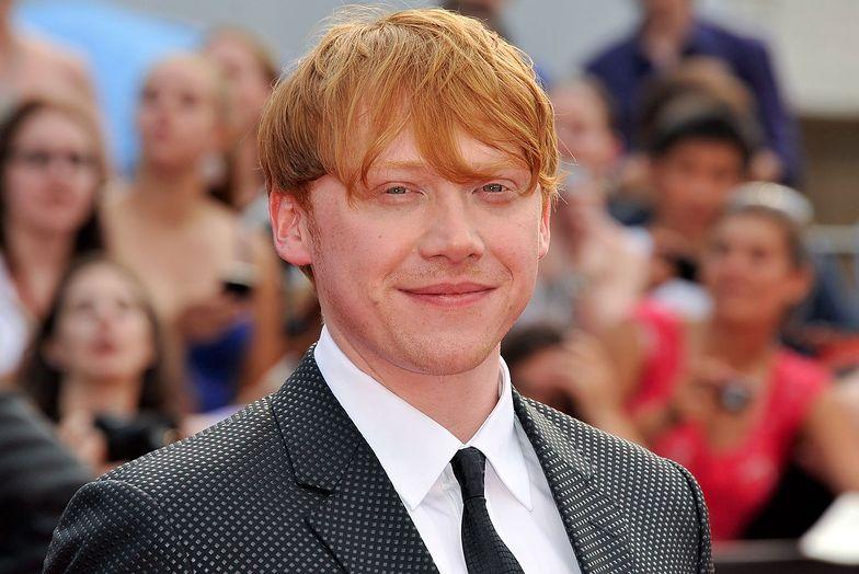 """Rupert Grint pokazał zdjęcie dziecka. Gwiazdor """"Harry'ego Pottera"""" został ojcem"""