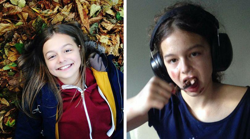 Była szczęśliwą i zdrową 11-latką. 72 godziny później nie umie czytać, pisać i potrzebuje pieluszki. Lekarze nie widzą dlaczego