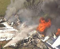 Katastrofa lotnicza w Houston. Śledczy ujawniają pierwsze ustalenia