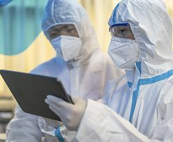 Wirus wyciekł z laboratorium? Jest stanowisko brytyjskiego wywiadu