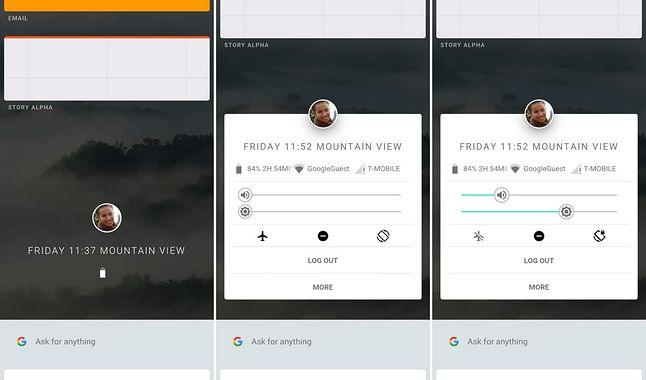 Google Fuchsia - bardzo wczesna wersja systemu