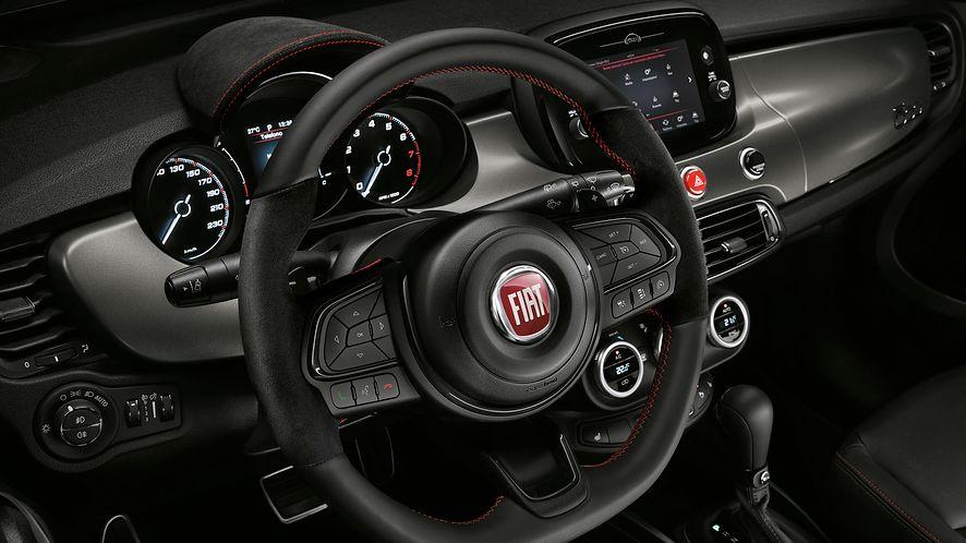 Uconnect 5 przeznaczony jest m.in. dla Fiatów, fot. materiały prasowe FCA