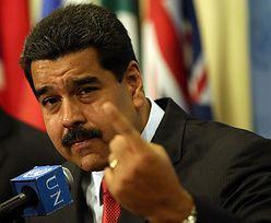 Miliard dolarów w złocie. Wielka Brytania nie odda fortuny prezydentowi Wenezueli