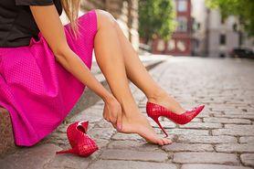 Pęcherze na stopach - jak sobie z nimi radzić