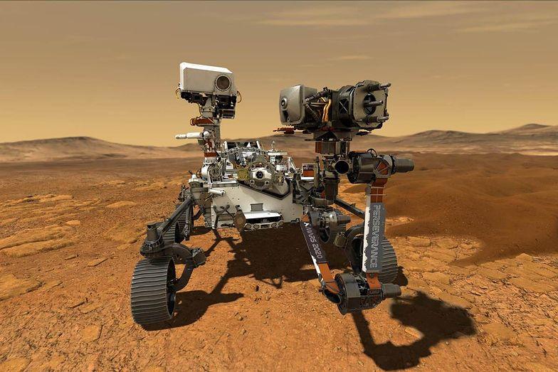 Łazik Perseverance startuje na Marsa. O której godzinie? Stream online