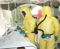 Skandal w WHO. W tle śmiercionośny wirus Ebola