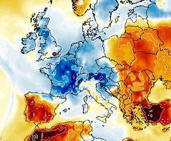 Pogoda. Rekordowy upał w Europie