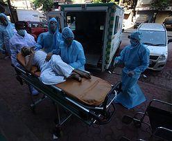 Koronawirus. Pacjenci dzielą łóżka, szpitale nie dają rady
