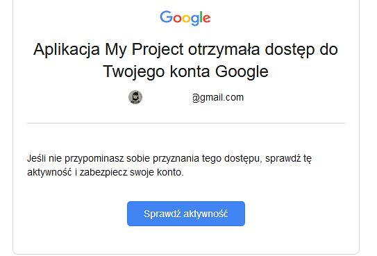 """""""My Project"""", czyli ktoś się dorwał do produkcji ;)"""