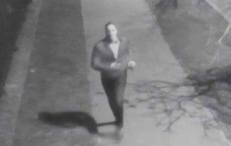 Ten mężczyzna zaatakował nożem kobietę. Policja prosi o pomoc