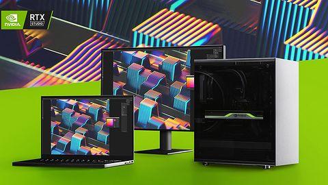 Nvidia inwestuje w program RTX Studio: nowe modele komputerów i promocja dla twórców