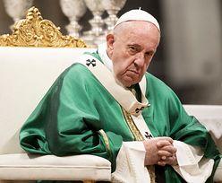 Polscy księża pojechali do siostry papieża Franciszka. Bardzo cierpi