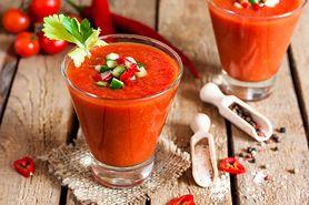 Gazpacho - rodzaje, kalorie i wartości odżywcze, wpływ na zdrowie