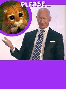 Jeff Bezos musi błagać o litość. Ziemianie chcą, aby miliarder został w kosmosie