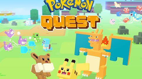 Pokemon Quest: darmowa gra dostępna do pobrania na Androida i iOS-a