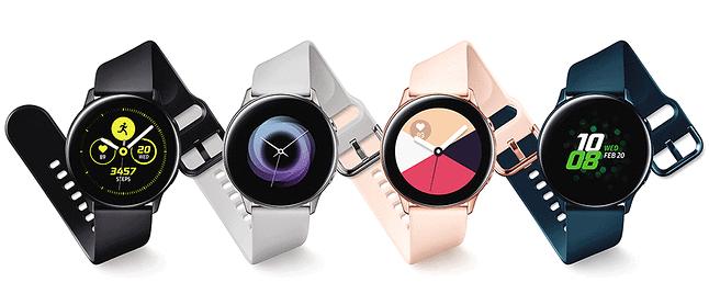 Samsung Galaxy Watch Active, fot. materiały prasowe.