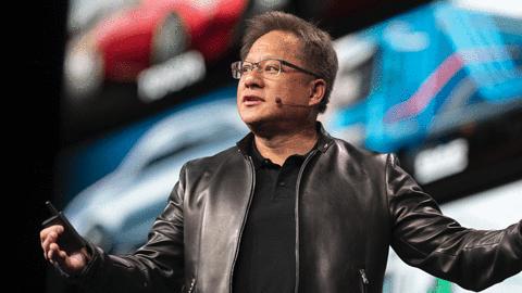 Szef Nvidii nie chce być szufladkowany. Kwestionuje też określenie GPU