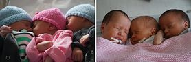 Niesamowite narodziny. Dwie mamy urodziły trojaczki w tym samym szpitalu w ciągu 24 godzin
