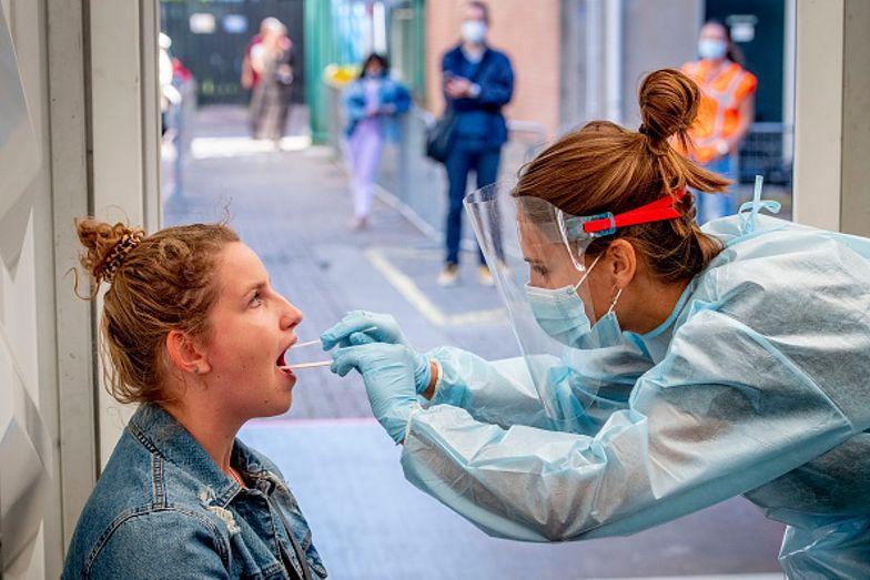 Ambitny plan. Testy na koronawirusa dla wszystkich. Co najmniej raz w miesiącu