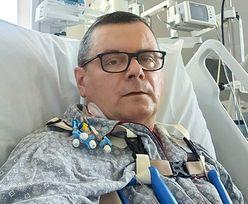 Poseł Jerzy Polaczek z PiS znowu trafił do szpitala. W zeszłym roku ciężko przechodził COVID-19