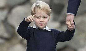 Koszule dla chłopców w stylu księcia George'a