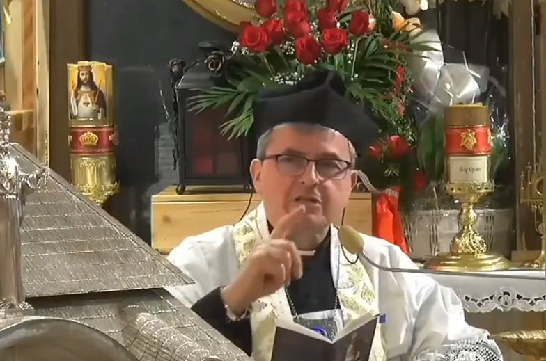 Krakowska kuria zabrała głos ws. okrutnego kazania Piotra Natanka