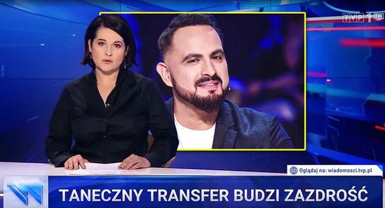 """""""Wiadomości"""" ostro atakują TVN. Zaciekle bronią Egurroli"""