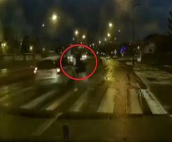 16-latek potrącony przez volvo. Pokazali nagranie ku przestrodze