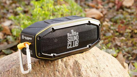 Test Sound Club Rugged Mini: mały głośnik w sam raz na ferie
