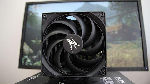 Test chłodzenia CNPS10X Performa Black