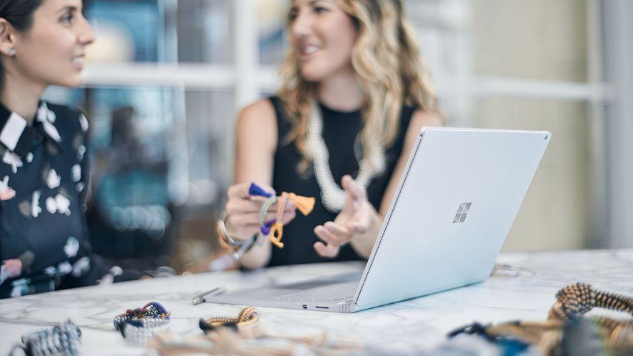 Microsoft przygotowuje aktualizację dla niektórych Surface'ów, fot. materiały prasowe Microsoft