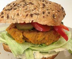 Przepis na wegetariańskie burgery. Takich jeszcze nie jadłeś