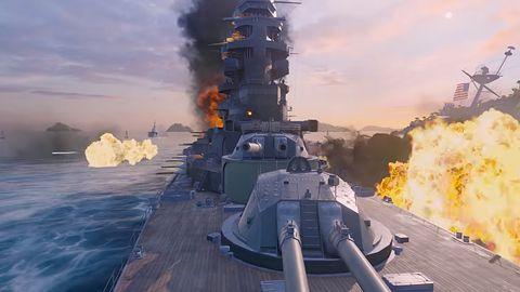 World of Warships: Legends dostępne na konsole zupełnie za darmo
