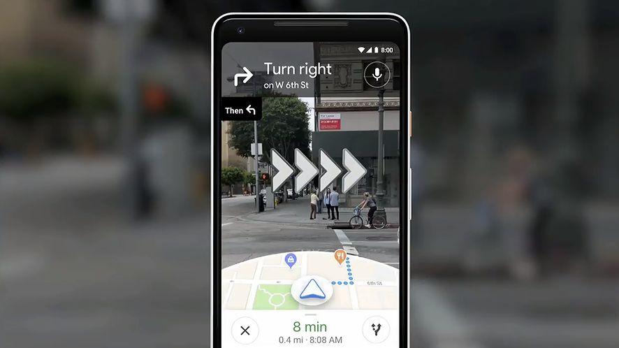 Google odświeża Street View w Mapach, aplikacja Lens zaznaczy tekst na zdjęciach