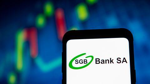 Atak na klientów banku SGB. Oszuści promują fałszywe strony w wyszukiwarce Google