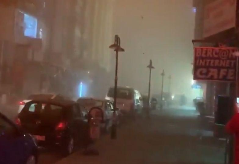 Apokaliptyczny widok. Turcję nawiedziła potężna burza piaskowa