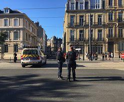 Napad na bank we Francji. Napastnik wziął sześciu zakładników