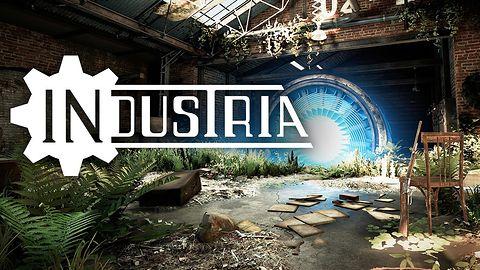 INDUSTRIA - przygodówka akcji, mocno nawiązująca do Half Life 2 i Bioshocka