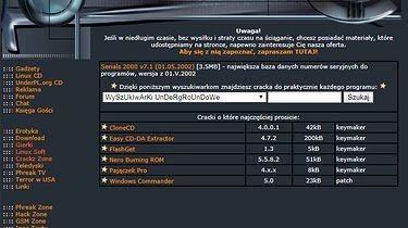 Kiedyś popularny serwis UnderPL.org i nastała po nim SoftMania.pl: Cwani antagoniści DobrychProgramów