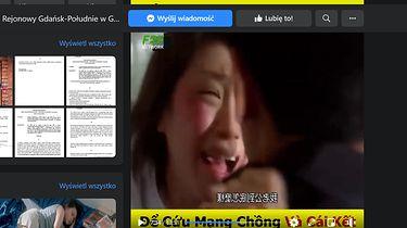 Strona gdańskiego sądu przejęta. Pojawiają się tam dziwne filmy - Strona na Facebooku Sądu Rejonowego Gdańsk-Południe przejęta przez hakerów